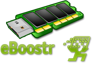 Membuat Flashdisk menjadi RAM PC Dengan eBoostr
