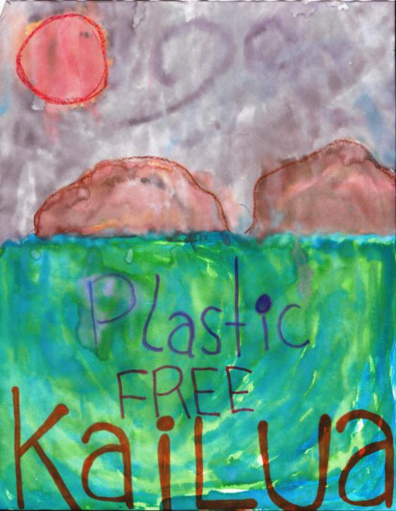 Plastic Free Kailua Pfk Art Contest Winners Announced