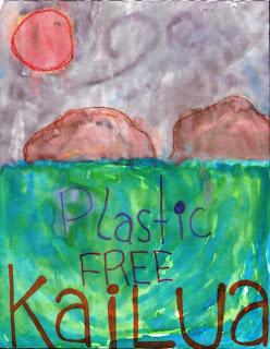 Plastic Free Kailua Pfk Art Contest Winners Announced