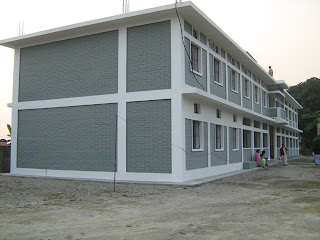 SCNs open a new house for the empowerment of women and children in East Nepal