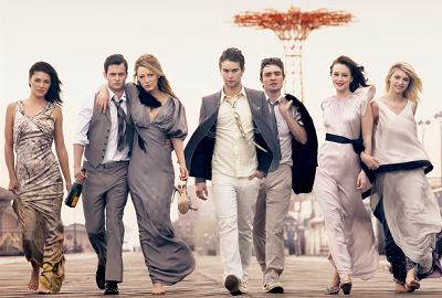 gossip girl: gossip girl season 3 cast