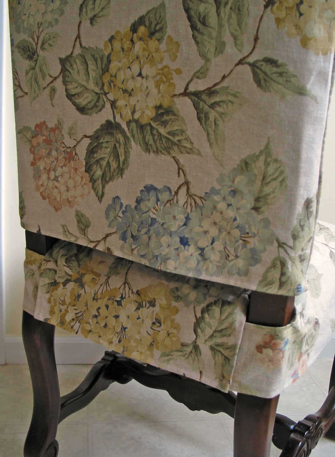 parsons chair cover tutorial lifeform office goodbye house hello home blog dining slipcover
