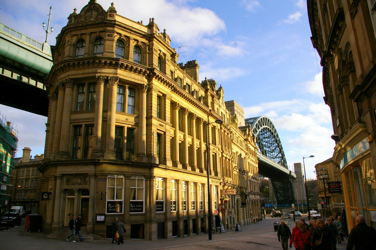 Newcastle: Newcastle Upon Tyne And Northumberland Daily Photo