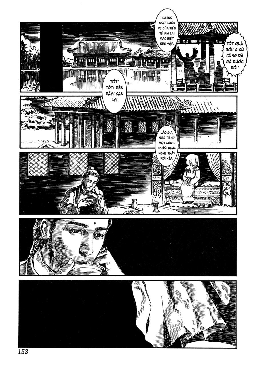 Bất Thị Nhân hồi 006: rường cột cuối cùng 2 trang 4