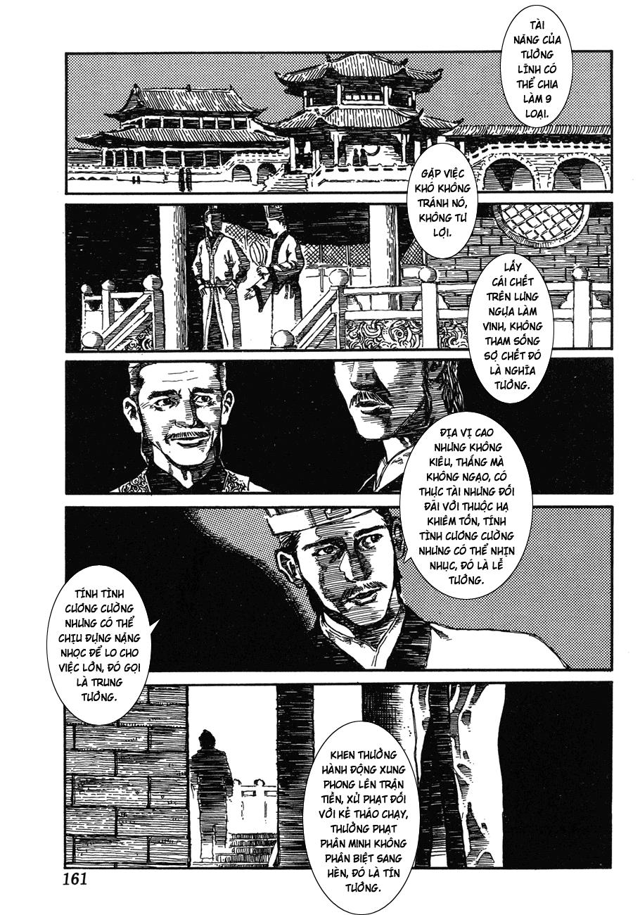 Bất Thị Nhân hồi 006: rường cột cuối cùng 2 trang 12