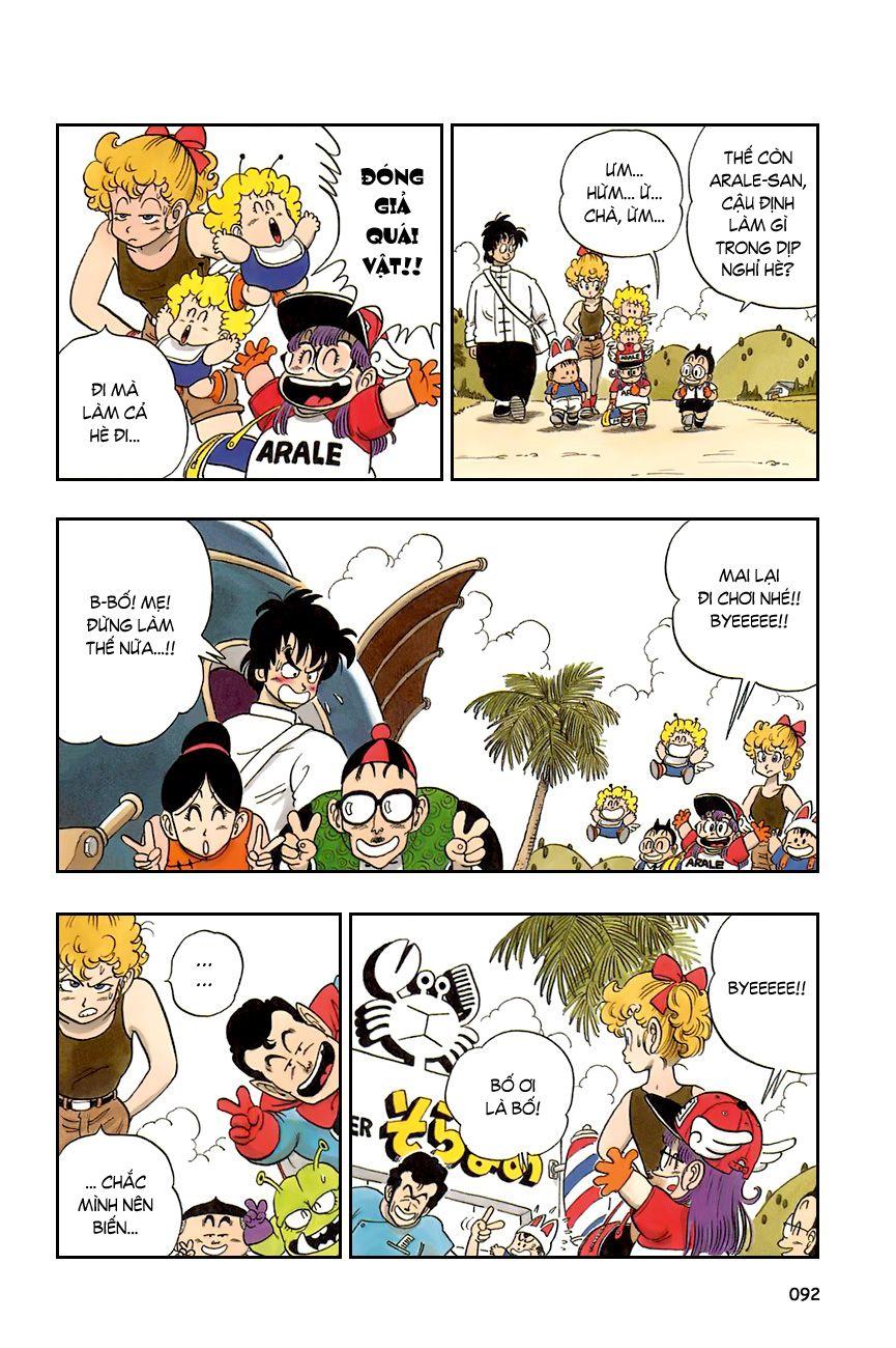Dragon Ball chap 81 trang 5