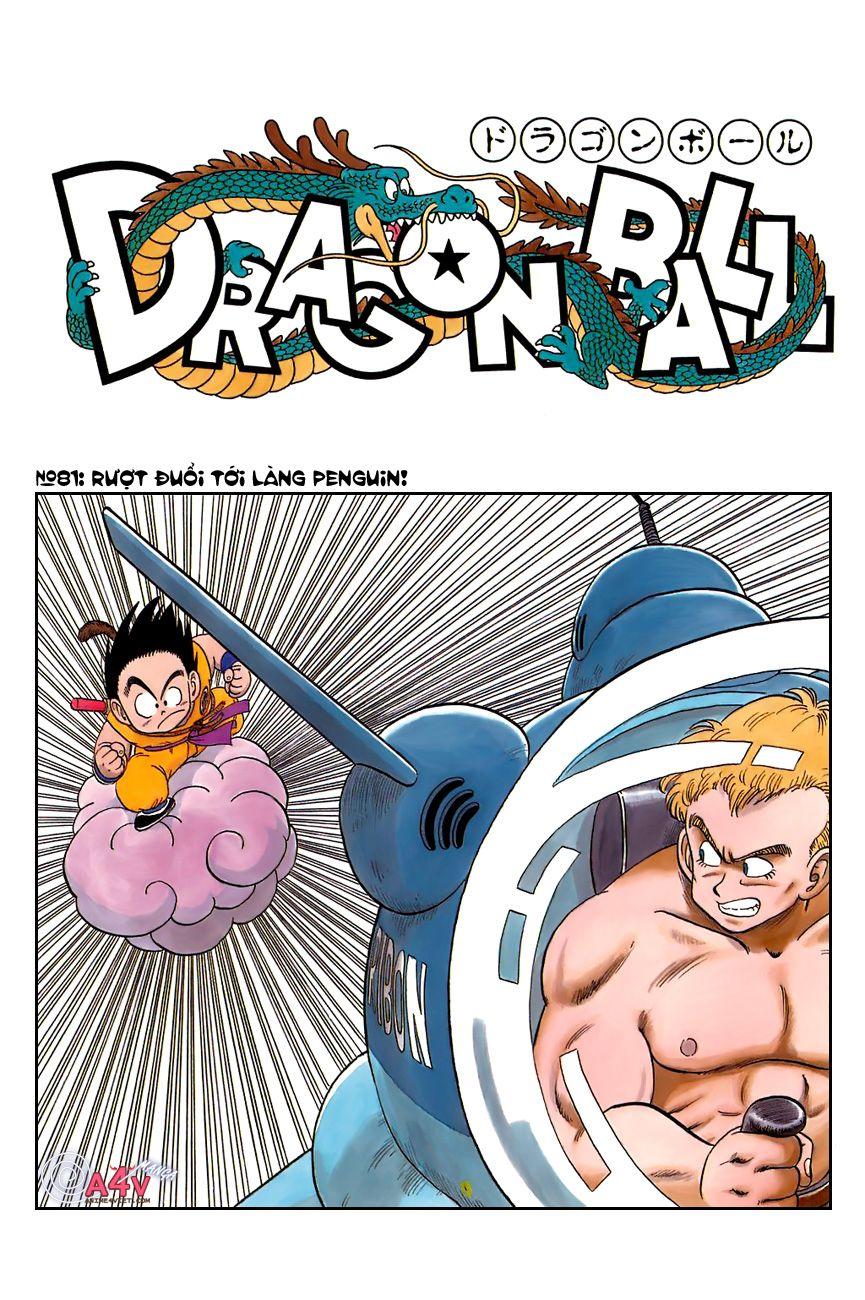 Dragon Ball chap 81 trang 7