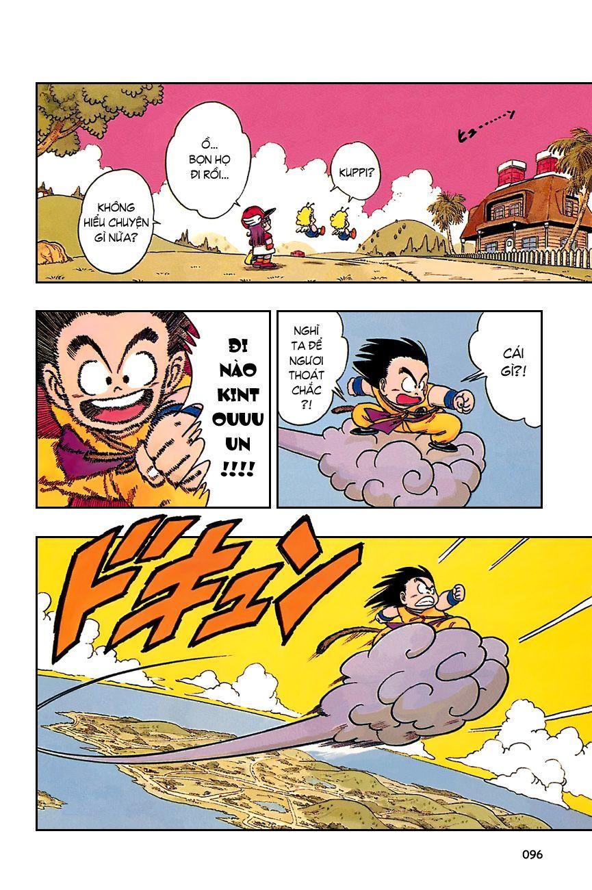 Dragon Ball chap 81 trang 9