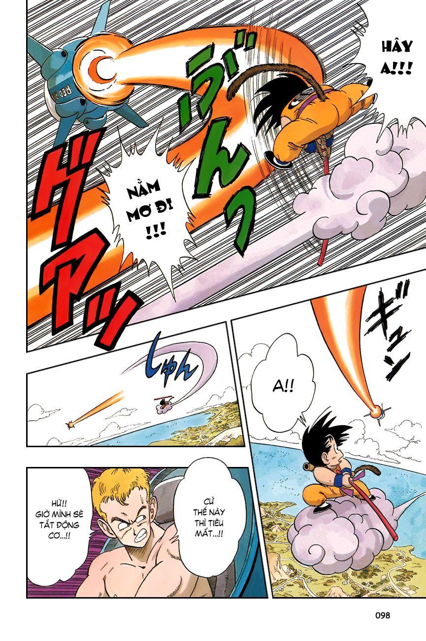 Dragon Ball chap 81 trang 11