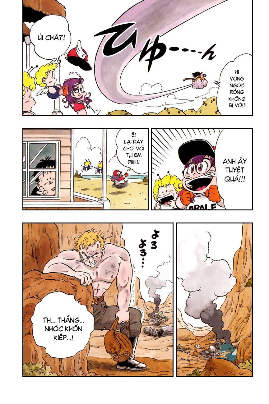 Dragon Ball chap 81 trang 16