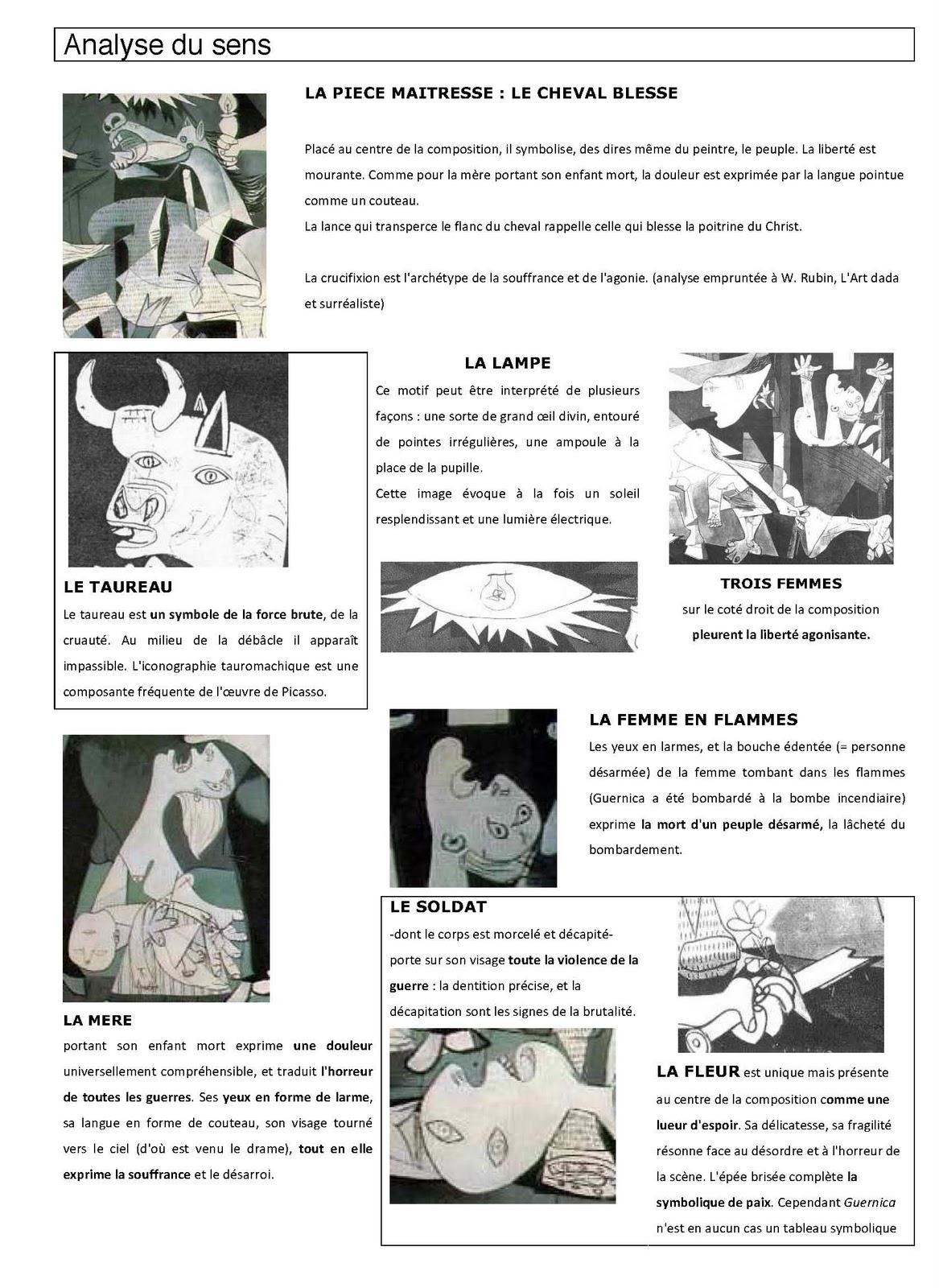 LEZARTS PLASTIQUES: HISTOIRE DES ARTS 3e