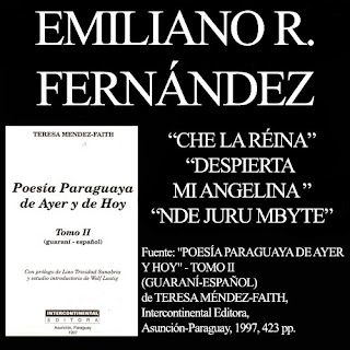 Poesías Y Canciones En Guaraní Cultura Mitología Y