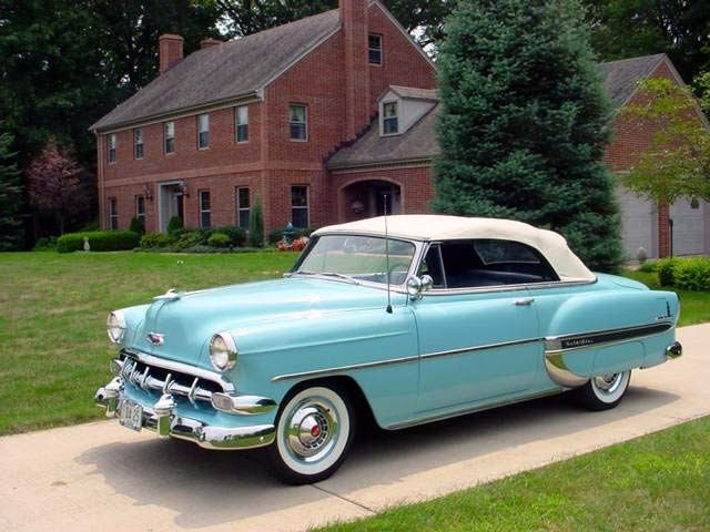 1950 to 1959 classic chevrolet cars and trucks 1954 chevy for sale. Black Bedroom Furniture Sets. Home Design Ideas