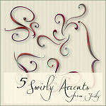 Link to Swirly Accents
