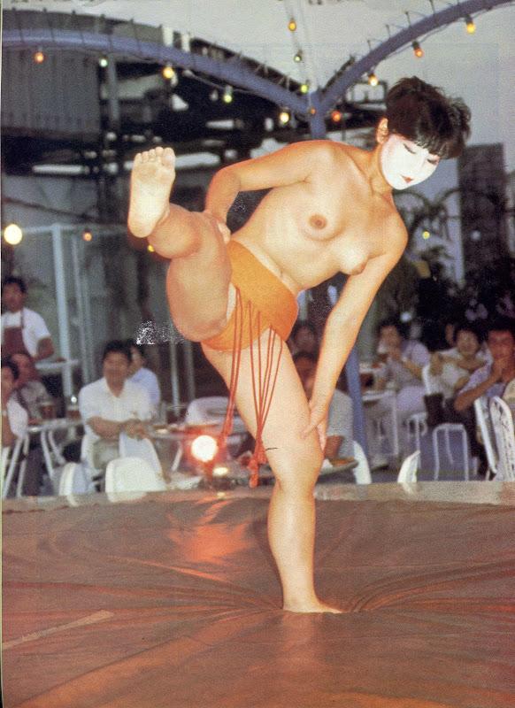 Think, japanese nude women wrestling