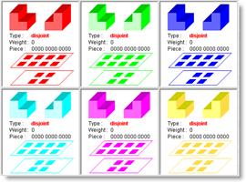 Solving 6-piece Burr Puzzle