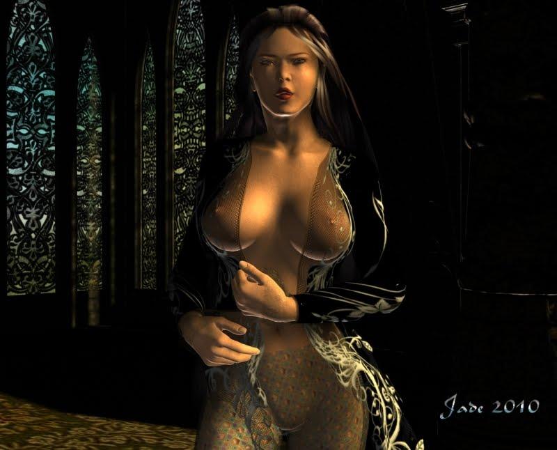Art women erotic fantasy