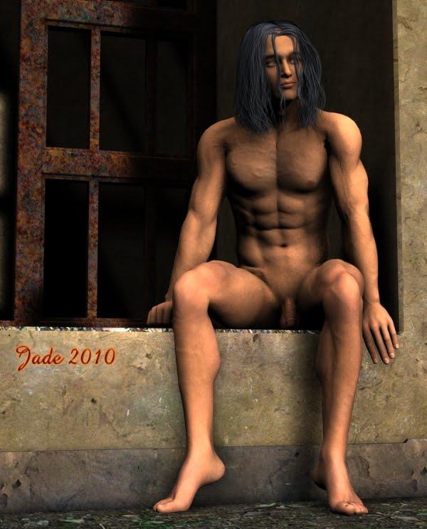 art Boy nude male