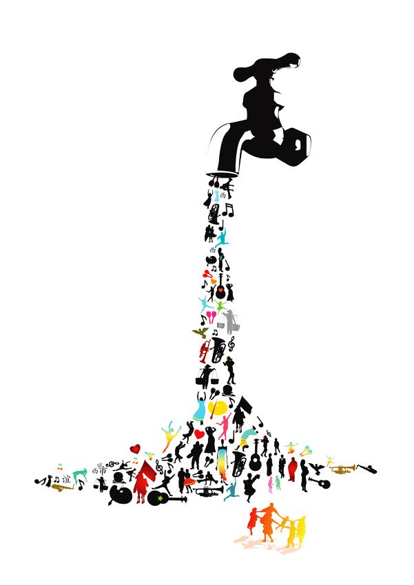Jose Alvarez/Comunicador Visual: CARTEL POR LA DIVERSIDAD
