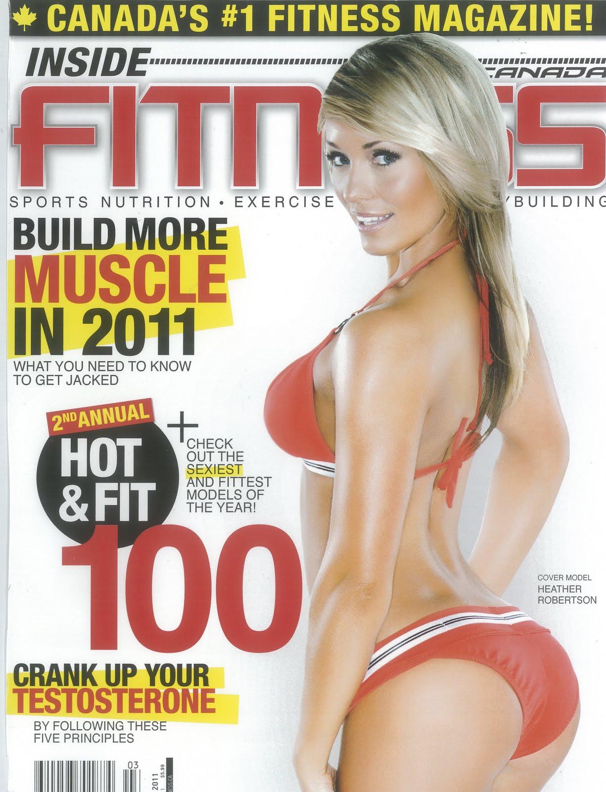 Hot girl magazine