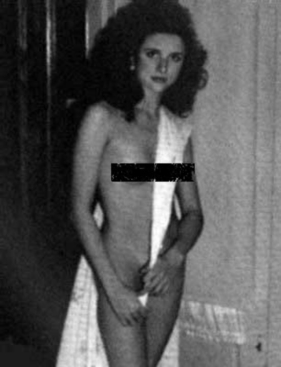 sarah palin topless