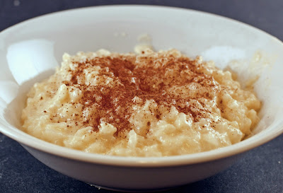 Old Fashioned Creamy Rice Pudding