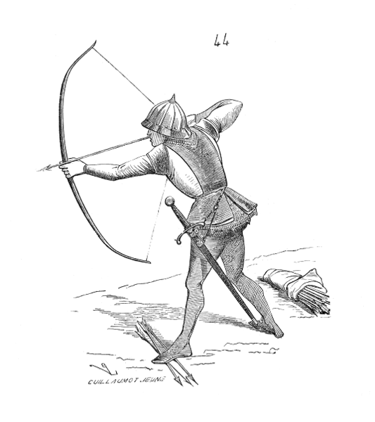 How'd They Do That Tuesday: Bow and Arrows