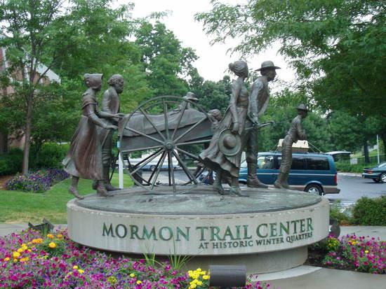 historic florence nebraska mormon trail center at. Black Bedroom Furniture Sets. Home Design Ideas