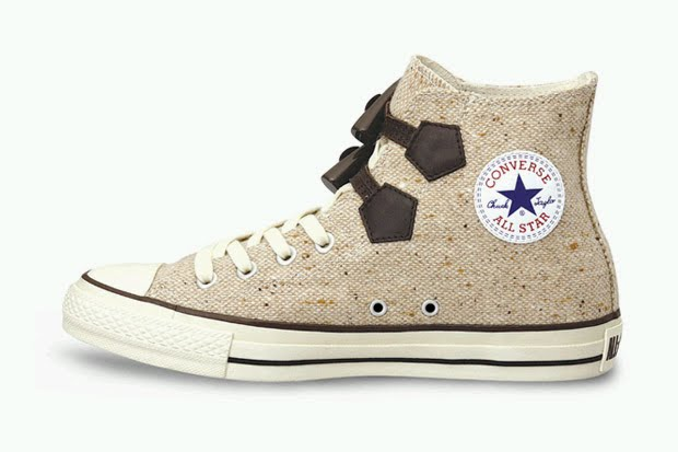 57fce0e50ac6 Converse 2010 Fall Winter Chuck Taylor All Star Duffel-Coat Hi. A creation  from Converse Japan (of course