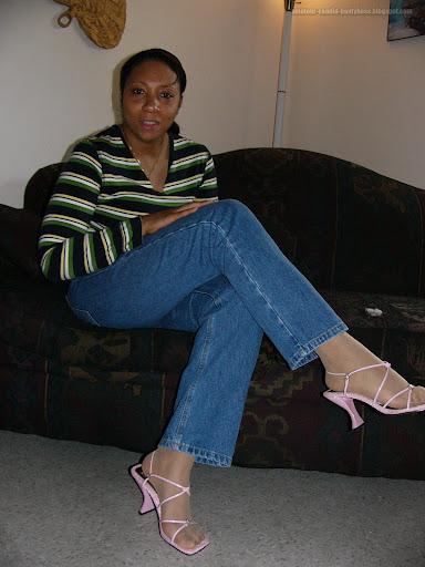 Mature Amateur Feet