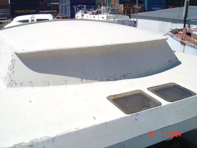 Claude Roger Simpson 40 Ft Catamaran F O R S A L E