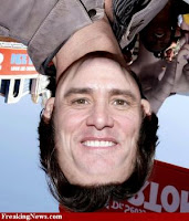Jim Carrey+face+upside down