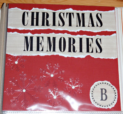 From the Fence Post: Christmas Card Album...