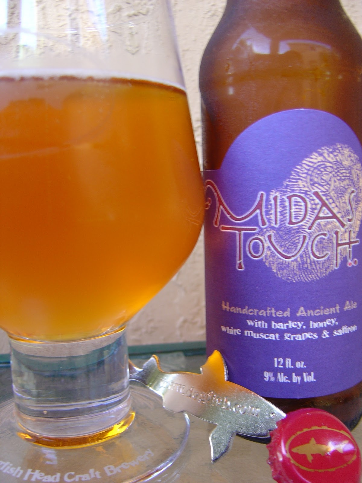 Daily Beer Review: Midas Touch