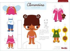 rc1 Paper doll FREE Printables! 9