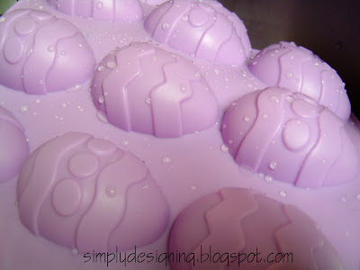 silicone+pans+1 Trial and Error...and Error...but the Easter posts continue! Egg Cakes! 13