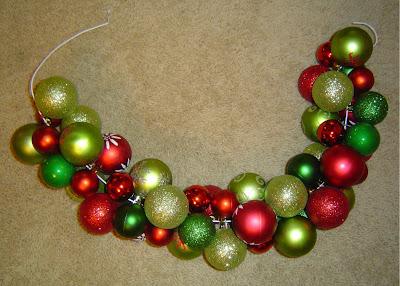Ornament+String+Done Ornament Wreath 19