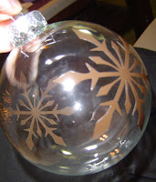 Brown Ornaments 16