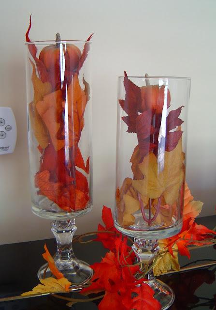Vases Thanksgiving Decor 8