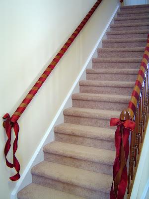 Stairs Christmas Home Tour 28