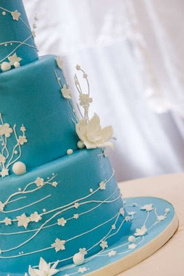 cake Colorful Wednesday - Turquoise 14