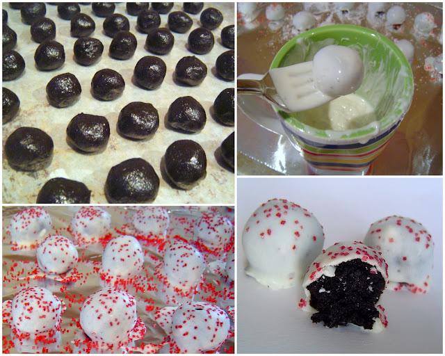 Oreo+Balls+Collage Oreo Balls {Valentine's Edition} 10
