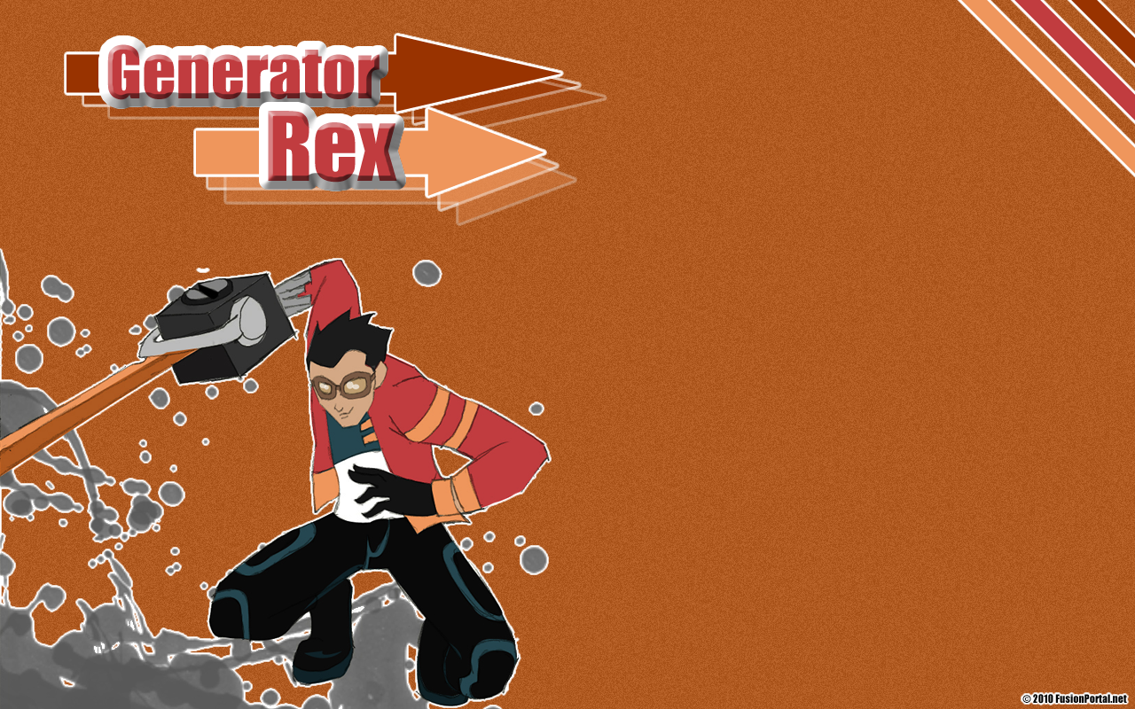 Bilinick: Generator Rex Cartoon Photos And Wallpapers