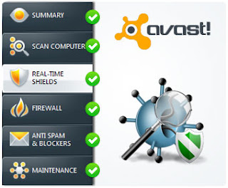 Download Avast! Home Edition 5.0.377 Final