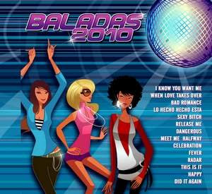Download CD Baladas 2010