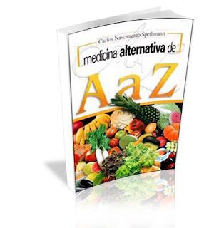 Livro - Medicina Alternativa De A - Z