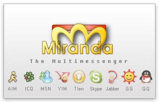 Baixar - Miranda IM 0.8.0 Build 27
