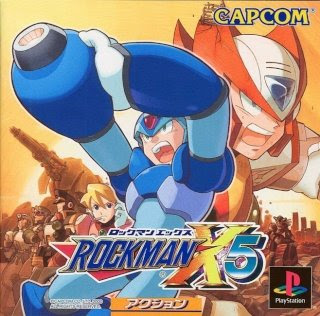 Download - Megaman X5