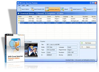 Download - DVD Cover Searcher Premium v3.5.0.0