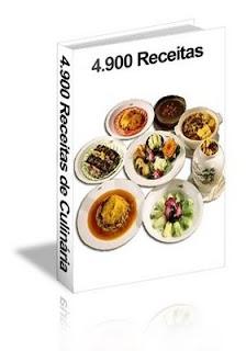 Download - 4.900 Receitas de Culinária